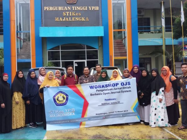 Workshop OJS (Pengelolaan Jurnal Ilmiah Berbasis Open Journal System)